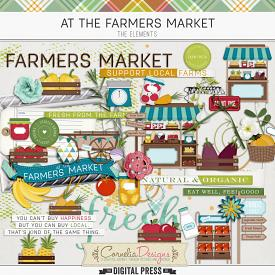 AT THE FARMERS MARKET | ELEMENTS