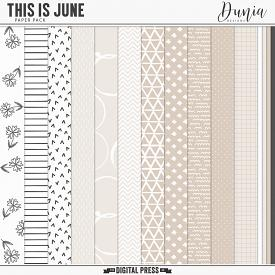 This is June | Papers