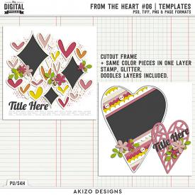 From The Heart 06 | Templates