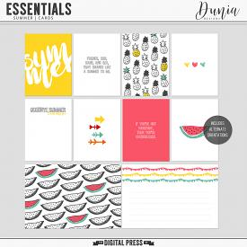 Essentials | Summer - Cards