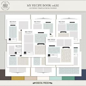 My Recipe Book Vol. 02