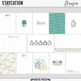 Staycation | Cards