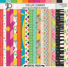 This Life | Summer - Papers
