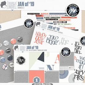 Jan of '19 | Bundle 2