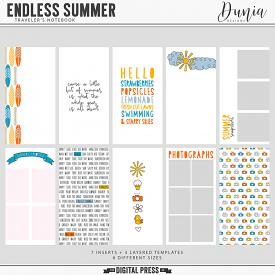 Endless Summer | Traveler's Notebook