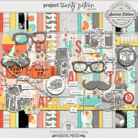 Project Twenty Sixteen | March Kit