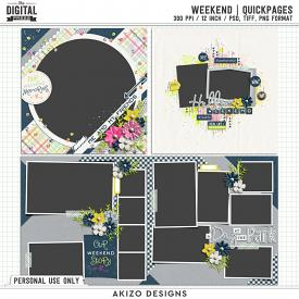Weekend | Quickpages