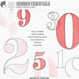 Number Essentials 1