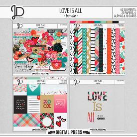 Love Is All | Bundle