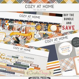 COZY AT HOME | COLLECTION