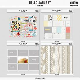 Hello January | Bundle