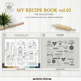 My recipe book vol.02 | Collection