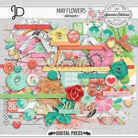 May Flowers | Elements
