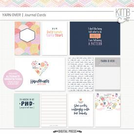 YarnOver | Journal Cards