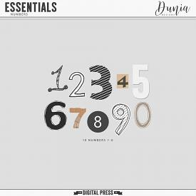 Essentials | Numbers