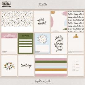 Elysian | Journal Cards