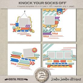 Knock your socks off | Templates