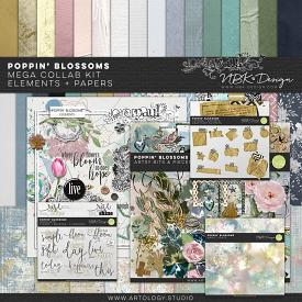 Poppin' Blossoms | Mega Kit