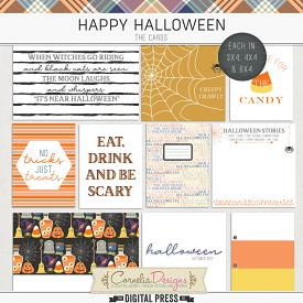 HAPPY HALLOWEEN | POCKET CARDS