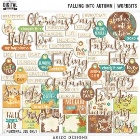 Falling Into Autumn | Wordbits