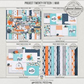 Project Twenty Fifteen | March Collection