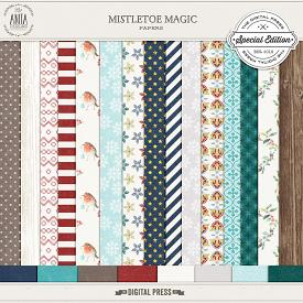 Mistletoe Magic | Papers
