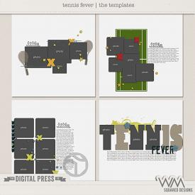 Tennis Fever   The Templates