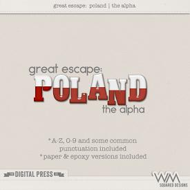 Great Escape:  Poland | The Alpha