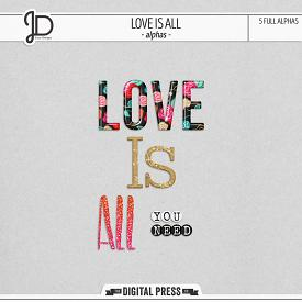 Love Is All | Alphas