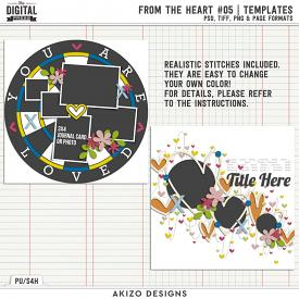 From The Heart 05 | Templates