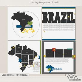 Country Templates | Brazil