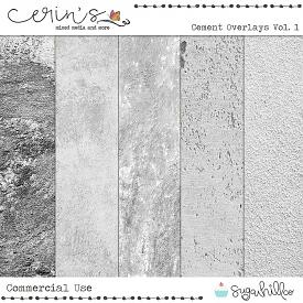 Cement Overlays Vol. 1 (CU)