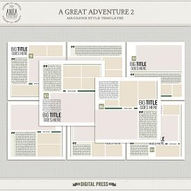 A great adventure 2 | Templates