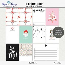 Christmas Cheer | Pocket Cards
