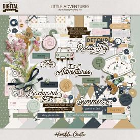 Little Adventures | Kit