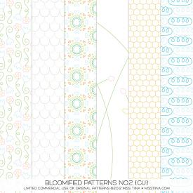 Bloomified Patterns No2 (CU)