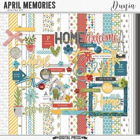 April Memories | Kit