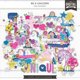 Be a Unicorn | The Elements