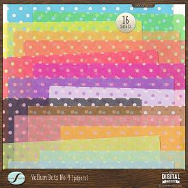 Vellum Dots No. 4 Papers