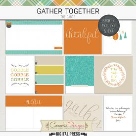 GATHER TOGETHER | POCKET CARDS