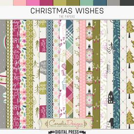 CHRISTMAS WISHES | PAPERS