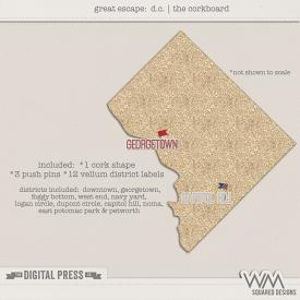 Great Escape:  DC | The Corkboard