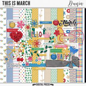 This is March   Kit
