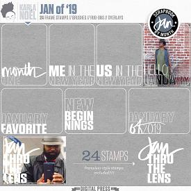 Jan of '19 | Frame Stamps