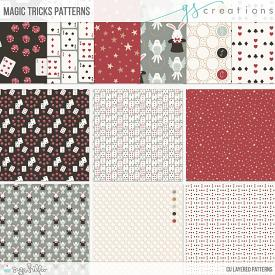 Magic Tricks Layered Patterns (CU)