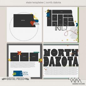 State Templates:  North Dakota