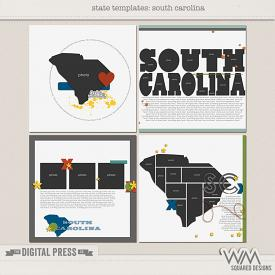 State Templates:  South Carolina