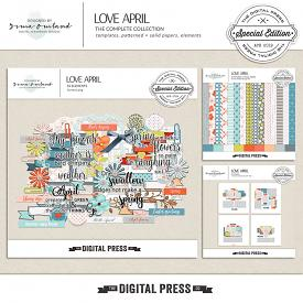 Love April - Bundle
