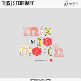This is February | Alphas