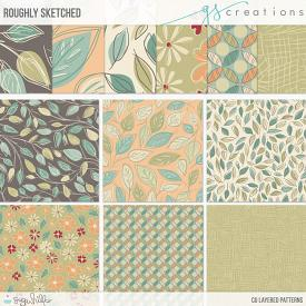 Roughly Sketched Patterns (CU)